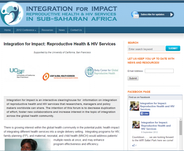 COVER Integration for Impact