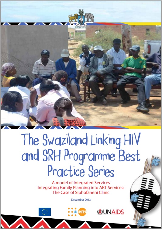 COVER Swaziland_SRH_HIV_Best_Practice_Report