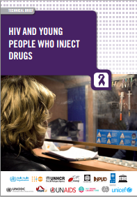 HIV Young people who inject drugs