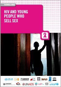 HIV and young people who sell sex