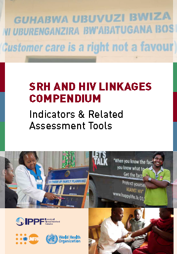 SRH and HIV Linkages Compendium
